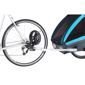 Thule Coaster XTSykkelvogn for 2 barn