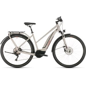 Cube Touring Hybrid Pro 500 grey´n´red
