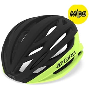 Giro Syntax MIPS hjelm Highlight Yellow