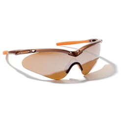 ALPINA BRILLE GUARD SHIELD BROWN ORANGE