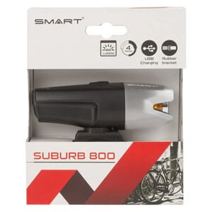 SMART FORLYKT 800 LUMEN BL-188 MINI USB 4 FUNK