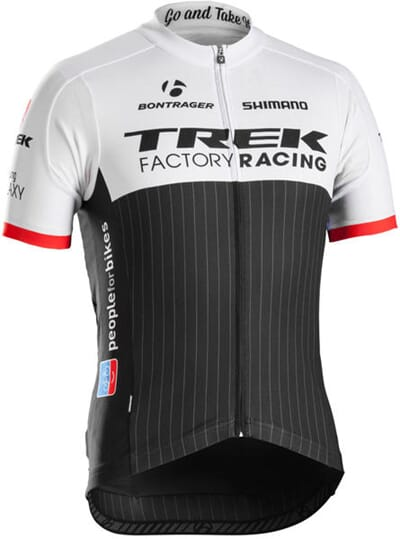 Bontrager trøye Trek Factory Racing replica menn