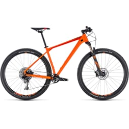 CUBE REACTION RACE Race orange´n´red