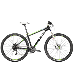 "Trek X-Caliber 7 27,5"" og 29 Starry Night Black/Lime Green"