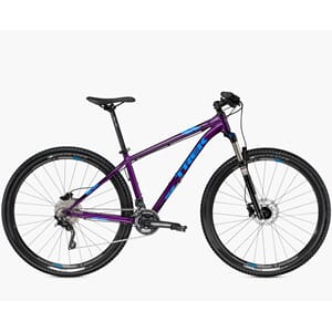 Trek X-Caliber 9 29 Purple Lotus/Waterloo Blue