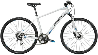 "TREK 8,3 DS 21"" trek white"
