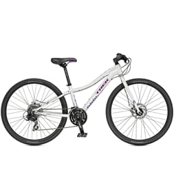 "TREK KIDS NEKO 13"" CRYSTAL WHITE 26"" HJUL"