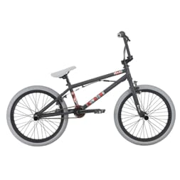HARO DOWNTOWN DLX 19,5 MATT SORT FREESTYLE