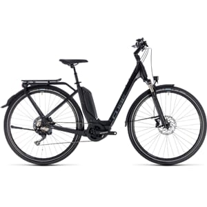 CUBE Touring Hybrid EXC 500 Easy Entry  black´n´grey