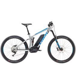 Trek Powerfly + FS 8 LT 18.5 Matte Quicksilver/Waterloo Blue