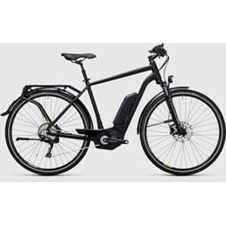 CUBE TOURING HYBRID EXC 500  BLACK LIME BOSCH CX 500WH