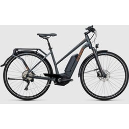 CUBE TOURING HYBRID EXC 500 TRAPEZ grey´n´copper 2017