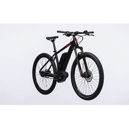 CUBE SUV PRO 500 27,5  black´n´flashred