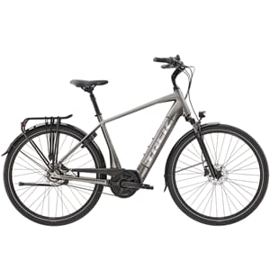 TREK District+ 7 Gates CDX belte Anthracite 2021