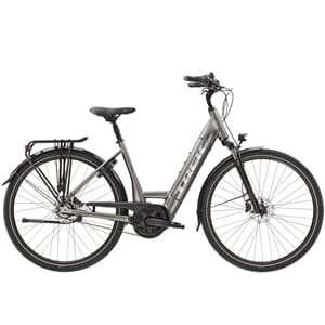 TREK District+ 7 Gates CDX belte Lowstep Anthracite 2021