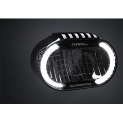 SUPERNOVA LED Front Light M99-Pure 500 lumen