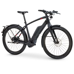 Trek 45 km/t Super Commuter 9S 55cm  Matte Trek Black