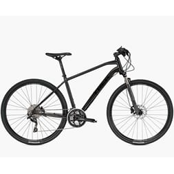Trek 8.6 DS Gloss Dnister Black/Matte Trek