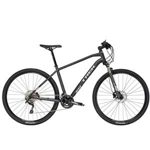 Trek DS 4  Matte Dnister Black