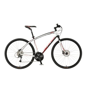 HARD ROCX CROSS MACHINE C3 28R HERRE SORT HVIT 11.6 kg