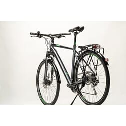CUBE Touring Exc grey black flashgreen  Herre