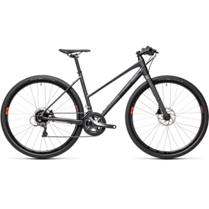 CUBE SL Road iridium´n´black Trapez 2021