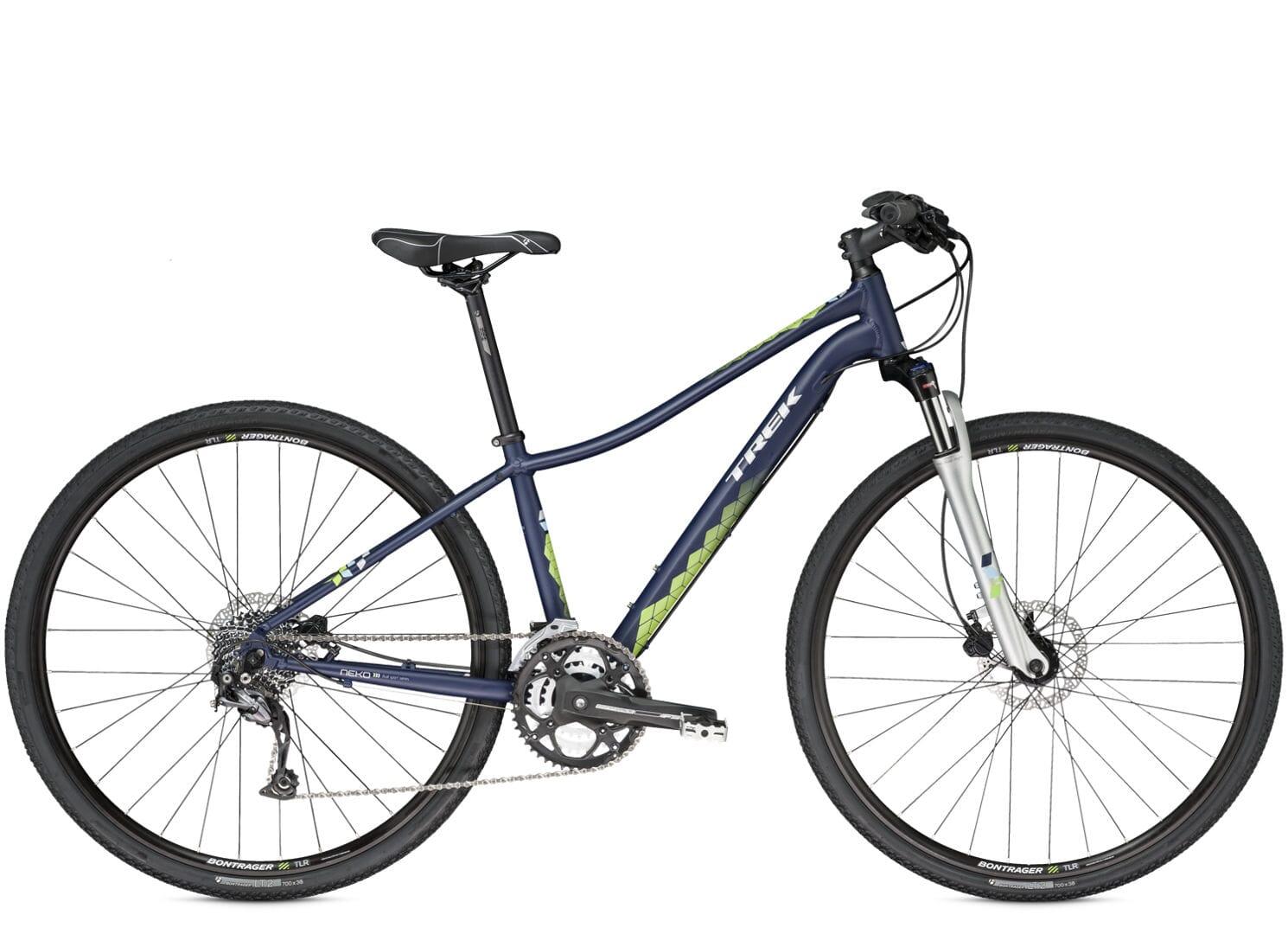 sykkel hybrid