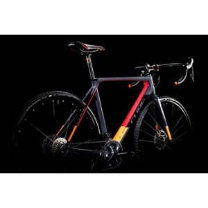 CUBE Cross Race C:62 Pro 58cm  Cyclocross grey´n´red 2019
