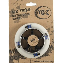 MICRO MX HJUL 100MM XT/MX PARK TRIXX METAL CORE MX1205