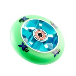 MICRO MX HJUL 100MM MX Trixx Wheel blue green