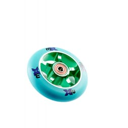 MICRO MX HJUL 100MM MX Trixx Wheel grønn blå