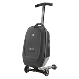 MICRO LUGGAGE 2 SPARKESYKKEL MED KOFFERT