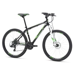 "Mongoose Switchback Sport sort grønn 27,5"" HJUL"