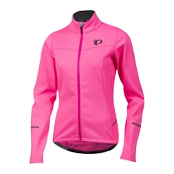 Pearl Izumi Jakke Select Esc. Softsh. Dame screaming pink