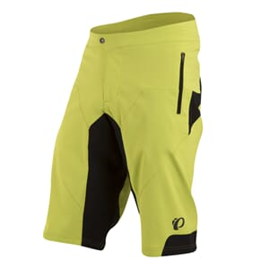 Pearl Izumi Shorts Summit MTB lime punch