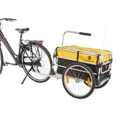 M-WAVE Fold & Carry luggage bicycle trailer